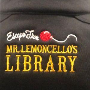 Mr.Lemoncellos Library.SET Crew Jacket. ARCTERYX